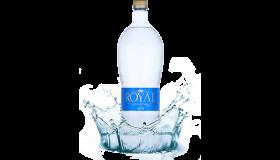 ROYAL WATER - PRÉMIOVÁ MINERÁLNA VODA S PH 7,4